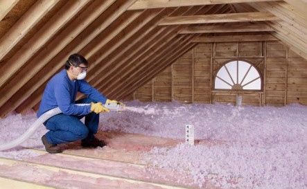 insulation of attic