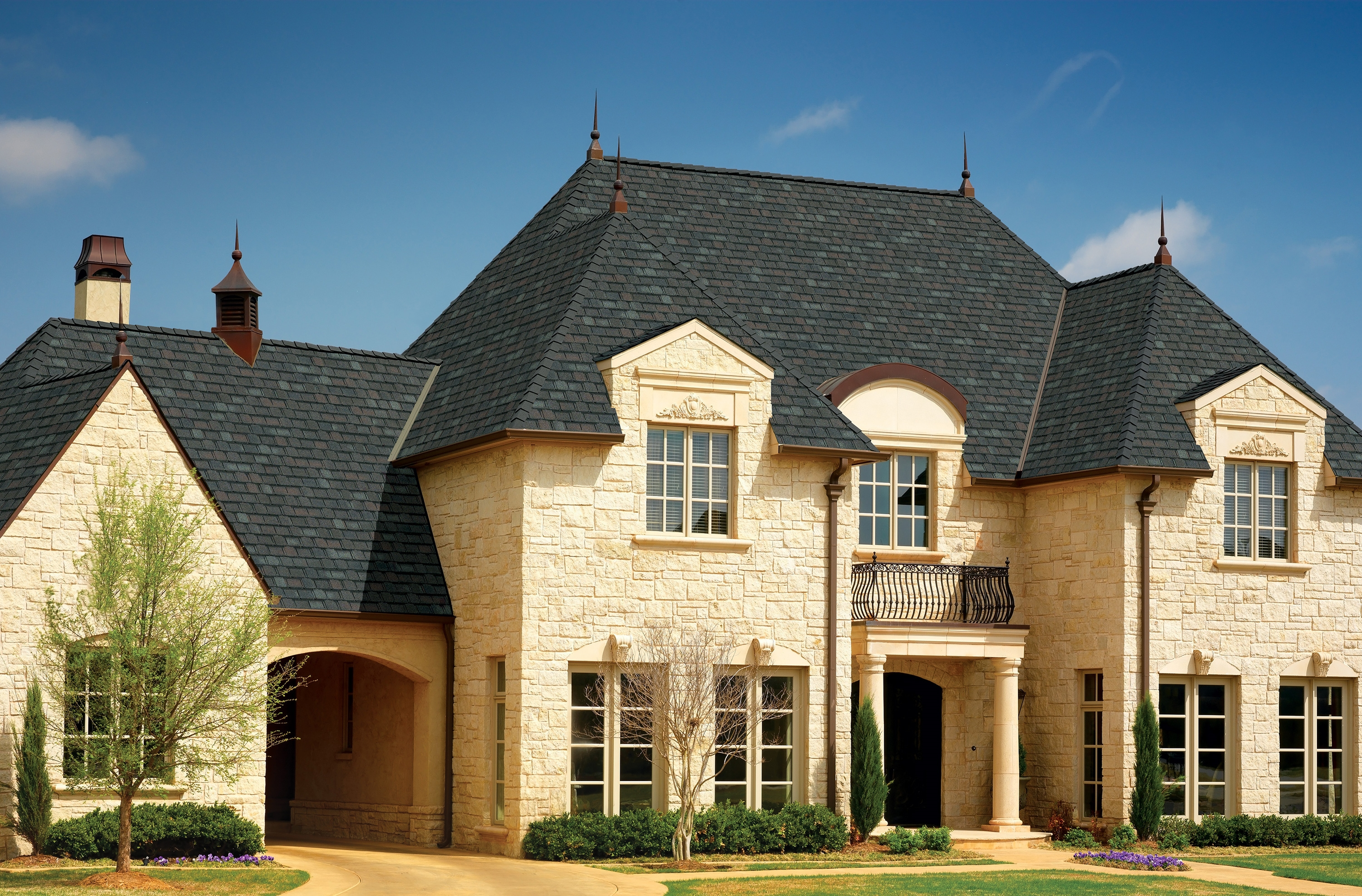 Don 39 t judge a roof by its shingles roofing above all for House roofing
